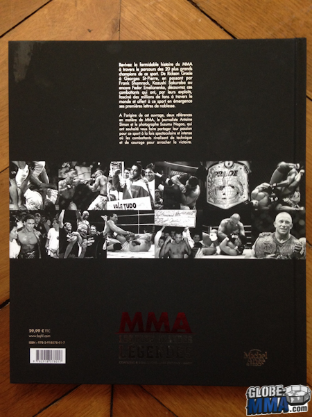 MMA Les plus grandes légendes (2)