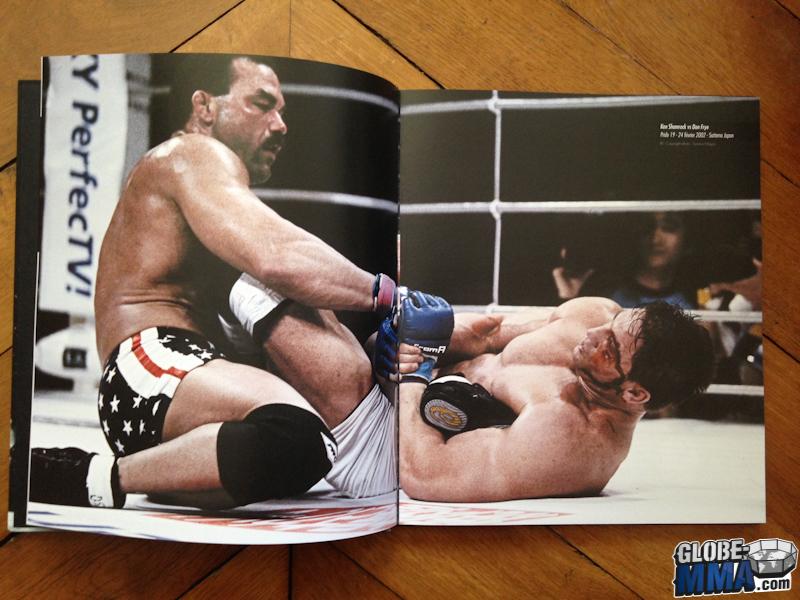 MMA Les plus grandes légendes (3)