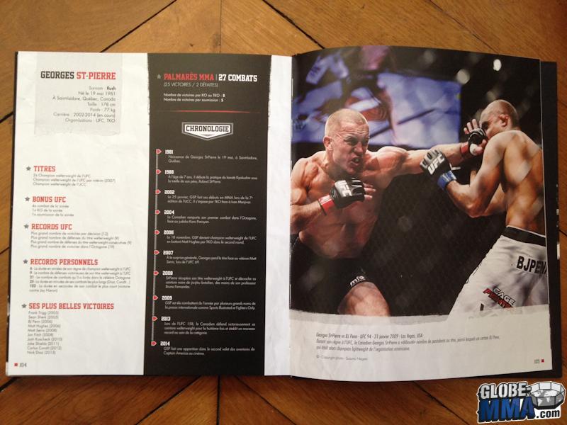 MMA Les plus grandes légendes (5)