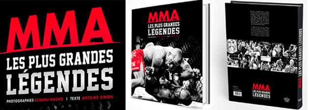 MMA-les-plus-grandes-légendes-Michel-Ange-Editions