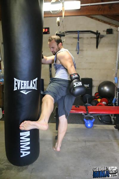Sac de frappe Everlast MMA (6)