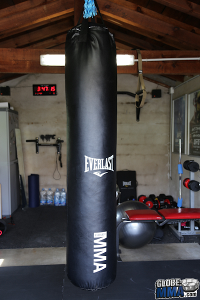 test sac de frappe everlast mma globe mma. Black Bedroom Furniture Sets. Home Design Ideas