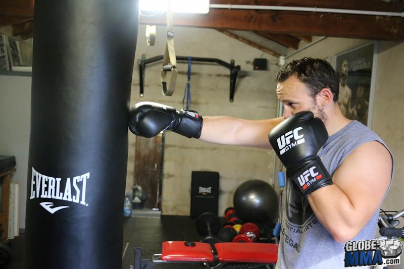 Sac de frappe Everlast MMA (8)