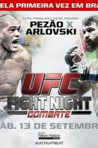 UFC_Fight_Night_51_Bigfoot_vs._Arlovski_2_Poster