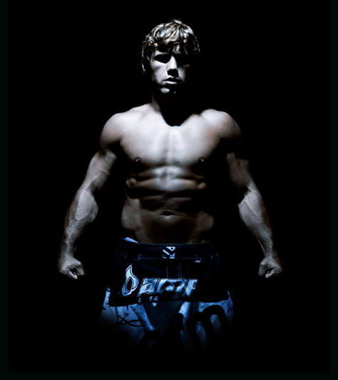 Urijah the California Kid Faber