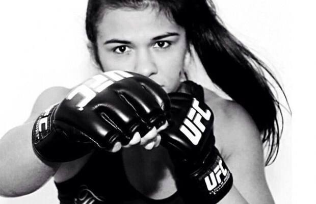 Claudia Gadelha UFC