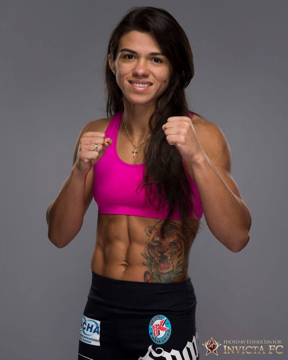 Claudia Gadelha profil
