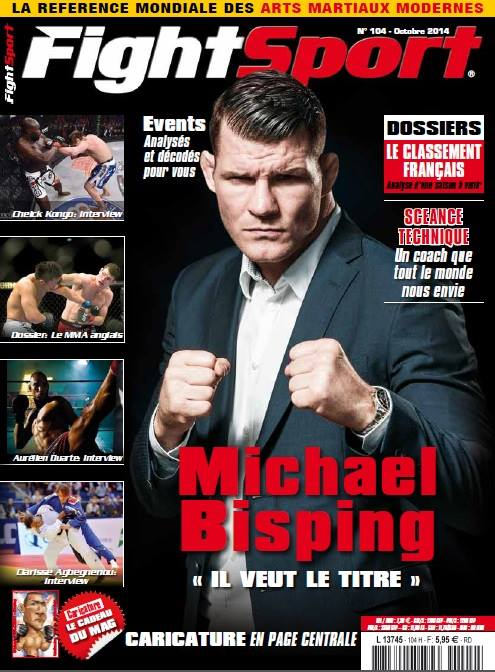 Fightsport octobre 2014