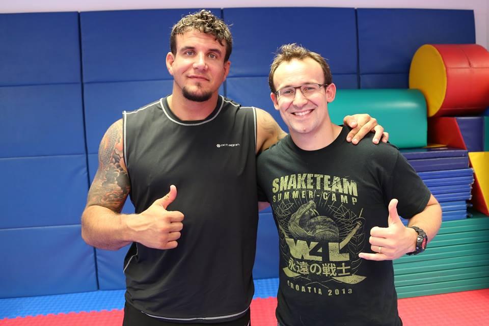 Frank Mir Globe MMA
