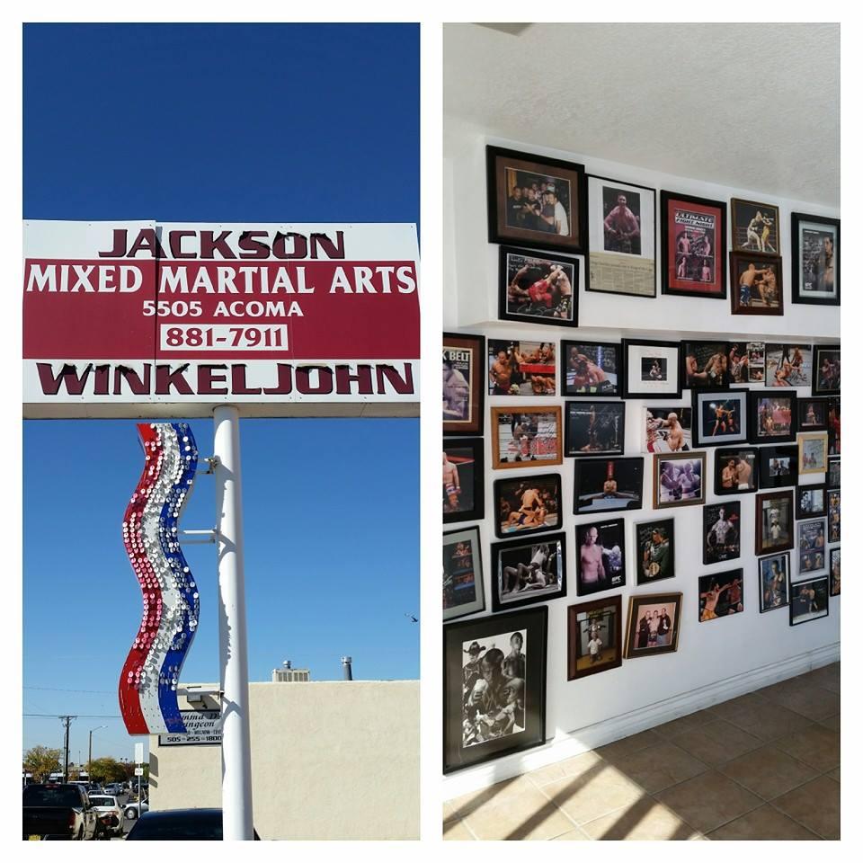Globe MMA Jackson MMA