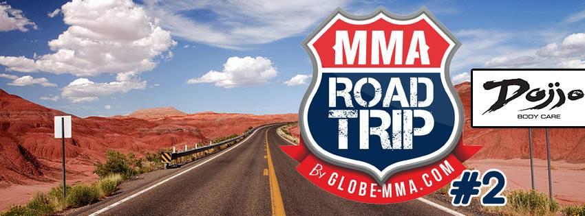 Globe MMA Road Trip 2