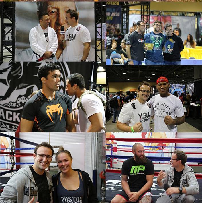 Globe-MMA-USA-Road-Trip-Renzo-Gracie-Lyoto-Machida-Jacare-Souza-Ronda-Rousey-Travis-Browne