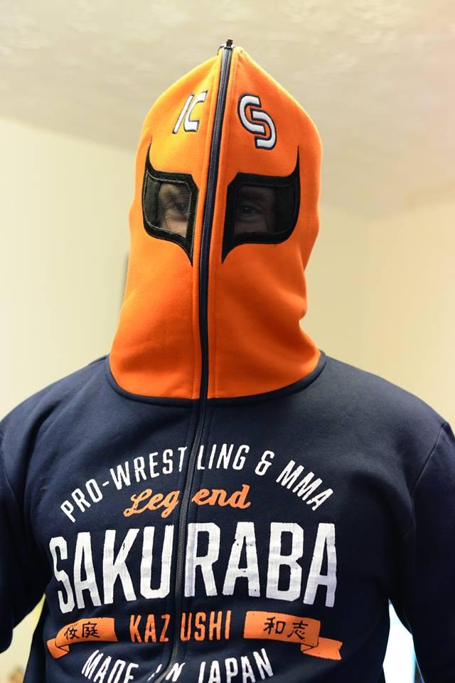 Hoodie Scramble Sakuraba