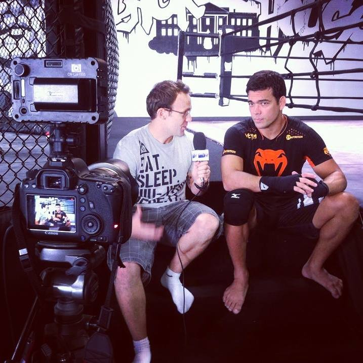 Lyoto Machida Interview Globe MMA