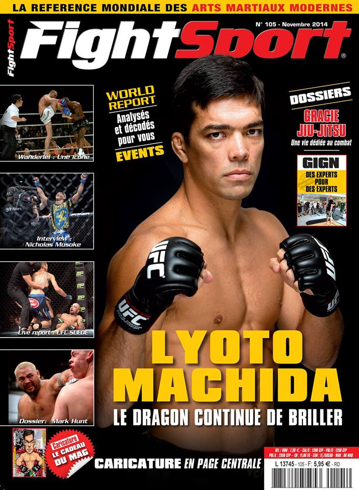 FightSport novembre 2104
