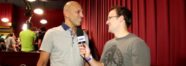 Interview Royce Gracie Bellator Fan Fest