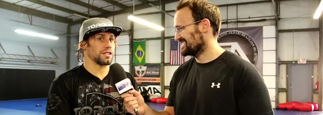Interview d'Urijah Faber Team Alpha Male