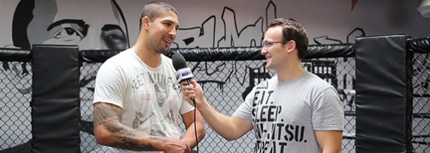 Interview de Brendan Schaub UFC 181