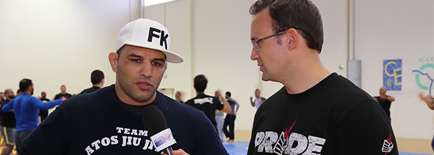 Interview de Ferrid Kheder