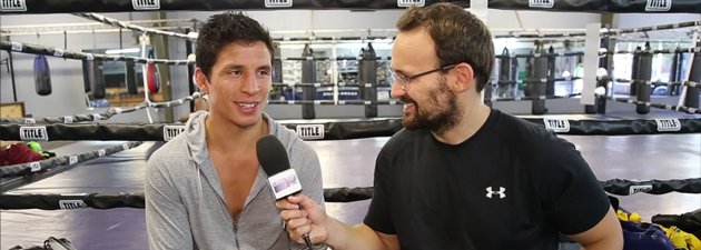 Interview de Joseph Benavidez UFN 57