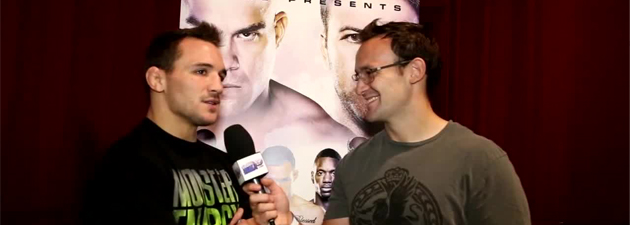 Interview de Michael Chandler Bellator 131