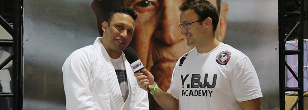 Interview de Renzo Gracie Metamoris 5