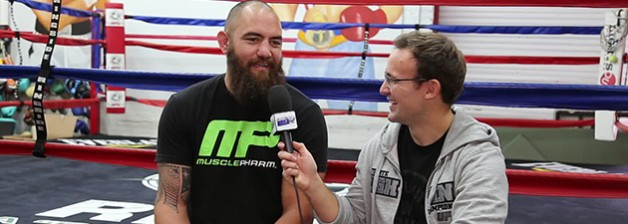 Interview de Travis Browne UFC 181