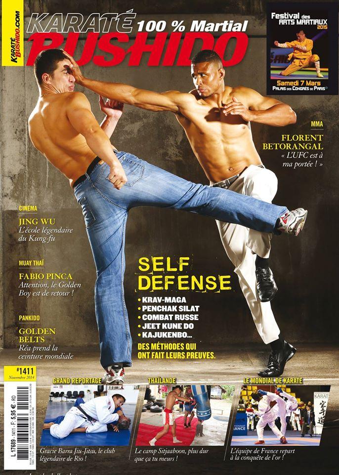 Karate Bushido Novembre