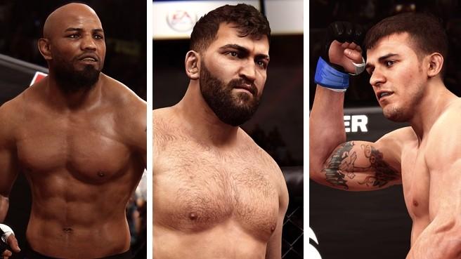 MAJ EA SPORTS UFC