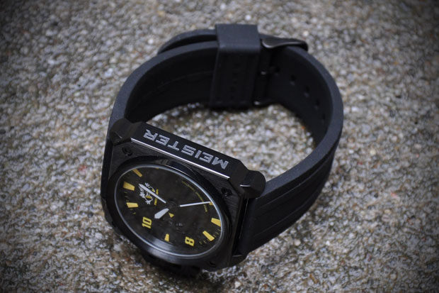 MEISTER Anderson Silva watch