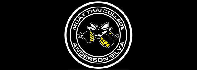 Muay Thai College Anderson Silva banner
