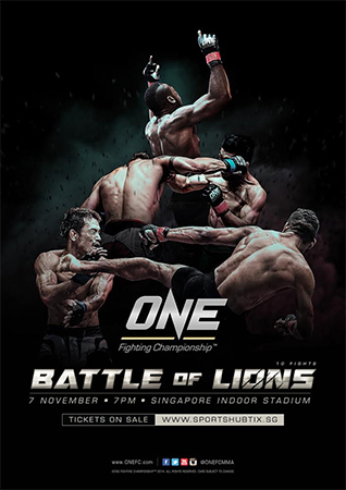 ONE FC 22