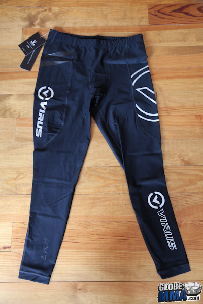 Pantalon de compression Virus Stay Cool (3)