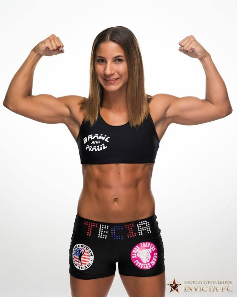 Tecia Torres by Esther Lin