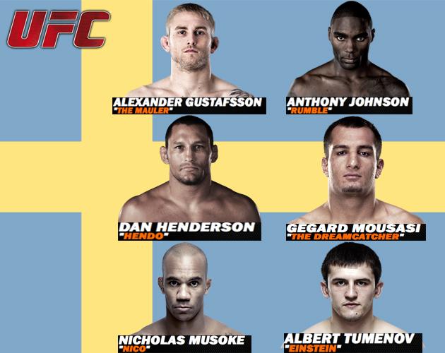 UFC-on-Fox-14-Stockholm-Suede