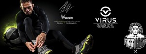 Virus pantalon compression performance stay cool banniere