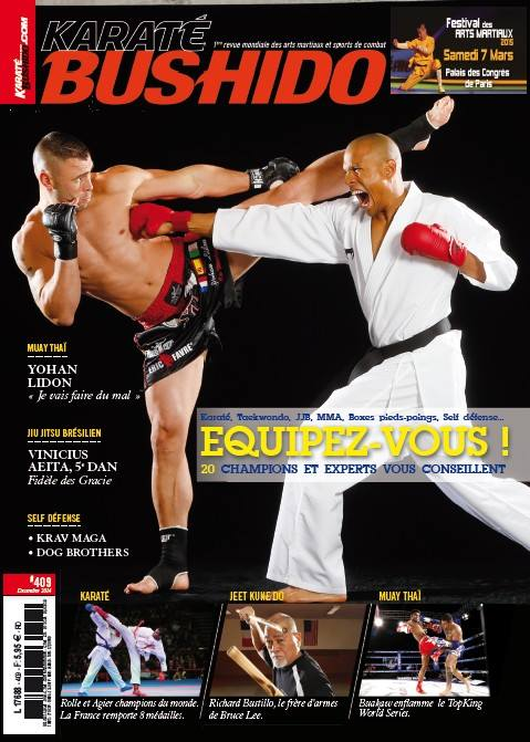 Karate Bushido decembre 2014