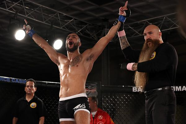 Mehdi Baghdad RFA champion