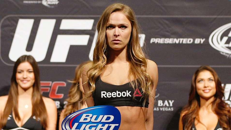 Ronda Rousey Reebok UFC 170
