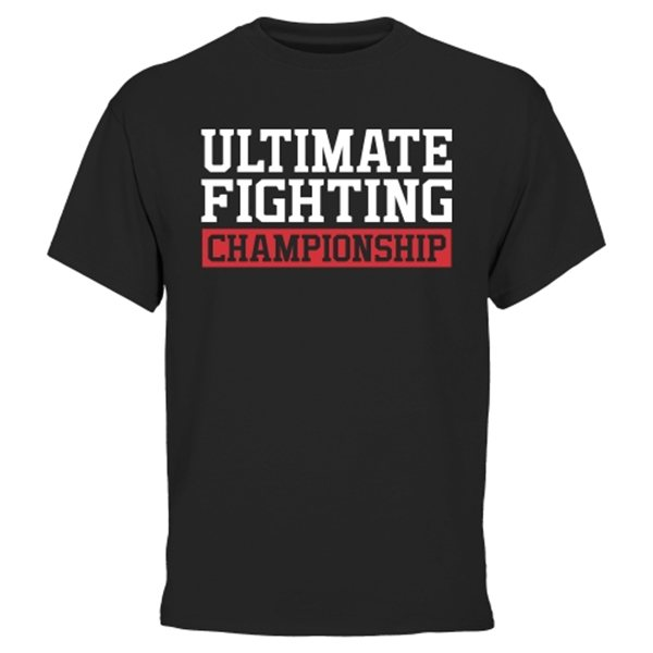 UFC custom t-shirt front