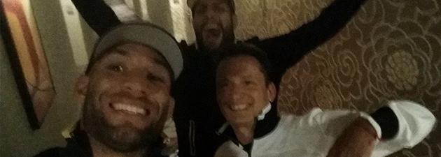 Interview-de-Daniel-Woirin-Mehdi-Baghdad-Norman-Paraisy-UFC-183