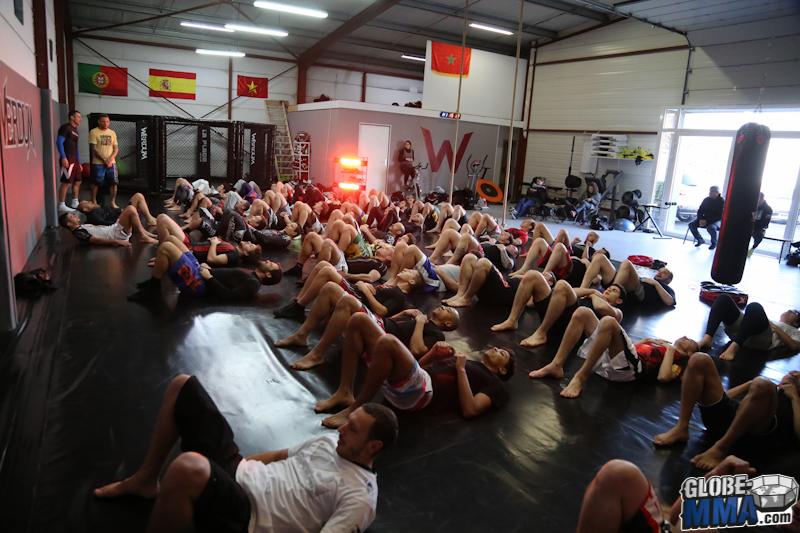 Résumé stage Babalu Werdum Combat Team Bordeaux (6)