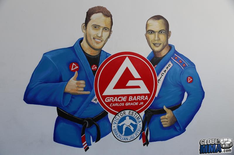 Stage Victor et Braulio Estima Gracie Barra Irun (1)