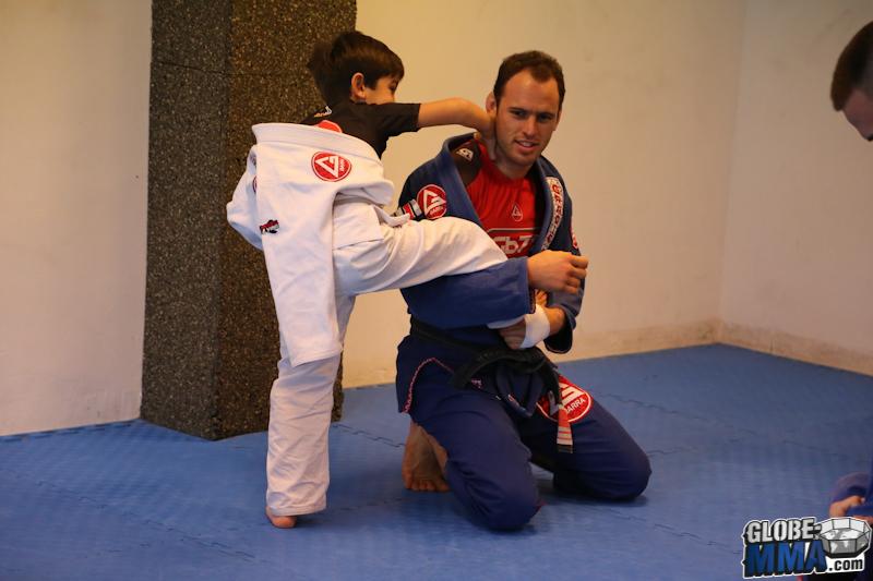 Stage Victor et Braulio Estima Gracie Barra Irun (14)