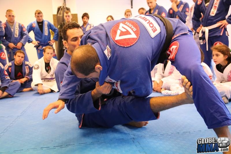 Stage Victor et Braulio Estima Gracie Barra Irun (23)