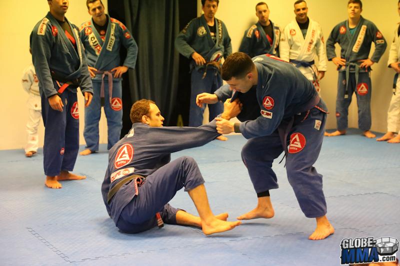 Stage Victor et Braulio Estima Gracie Barra Irun (54)