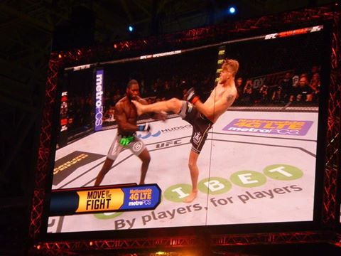 UFC Stockholm Globe-MMA 2015 (18)