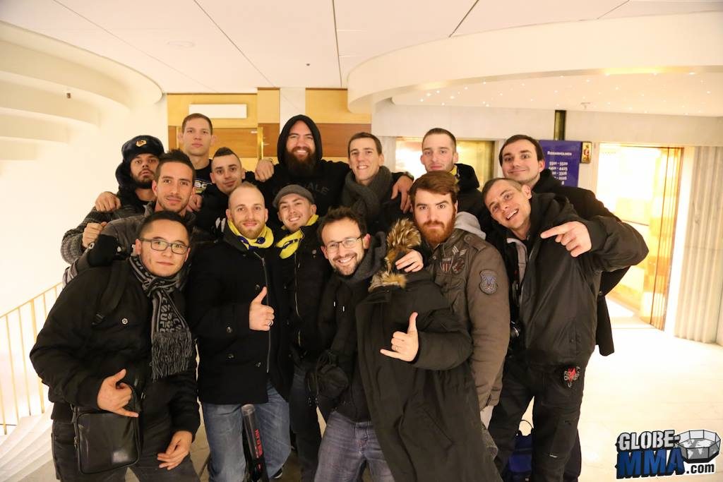 UFC Stockholm Globe-MMA 2015 (2)