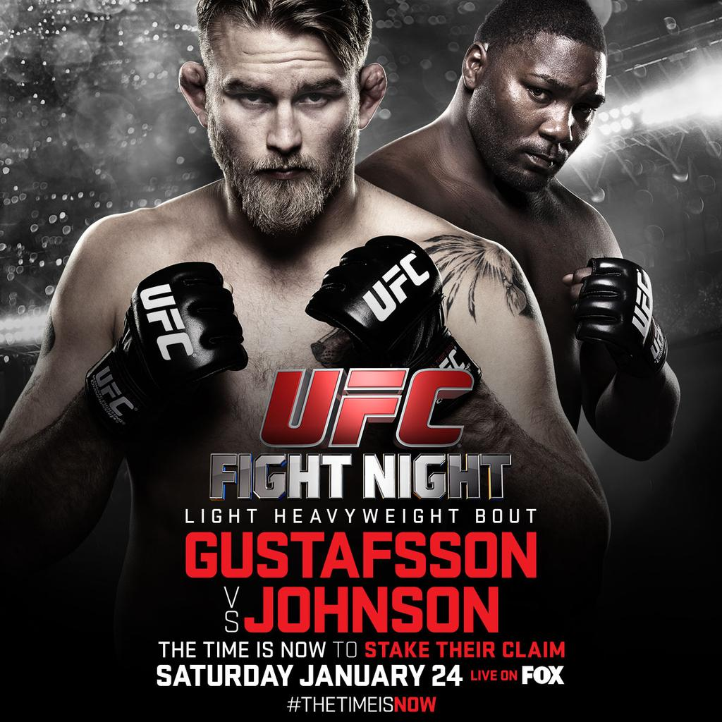 UFC-on-Fox-14-poster