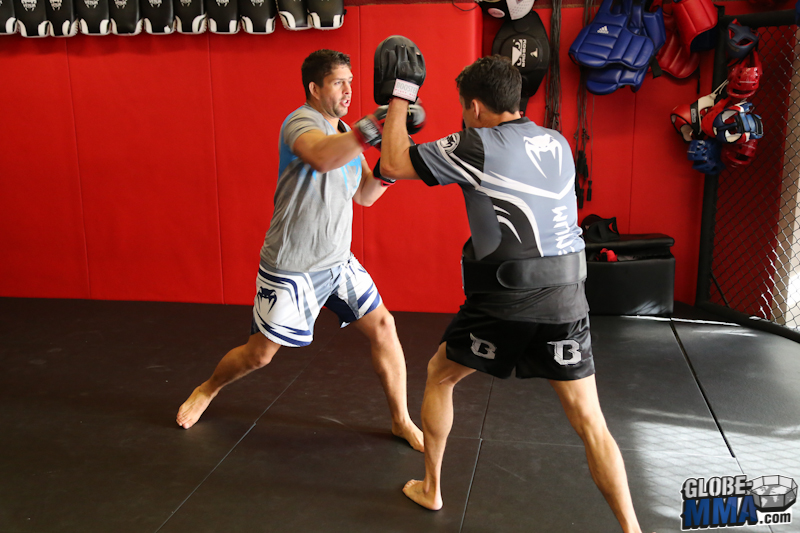 Lyoto Machida et Chinzo Machida Paris Platinium (18)